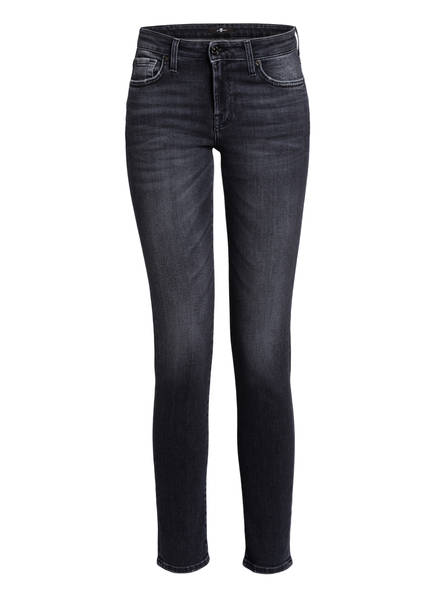7 for all mankind Jeans PYPER CROP, Farbe: DUNKELBLAU (Bild 1)