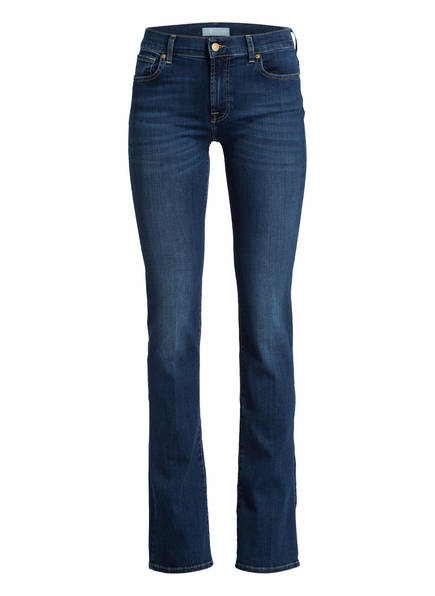 7 for all mankind Bootcut Jeans, Farbe: BAIR DUCHESE BLUE (Bild 1)