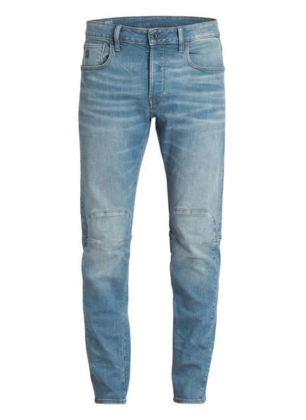G-Star RAW Jeans BIWES 3D Slim Fit, Farbe: 424 LT AGED (Bild 1)