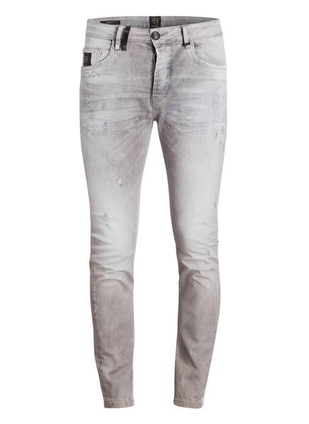 ER ELIAS RUMELIS Jeans NOEL Tapered Fit , Farbe: 112 BETON GREY (Bild 1)