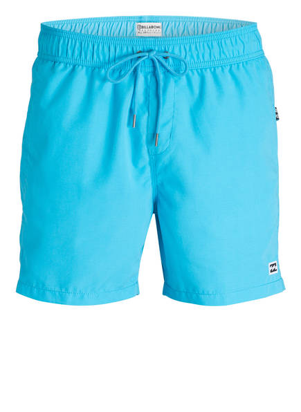 BILLABONG Badeshorts ALL DAY LAYBACKS 16, Farbe: HELLBLAU (Bild 1)