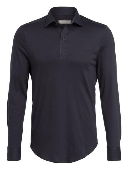 CHAS Jersey-Poloshirt, Farbe: DUNKELGRAU (Bild 1)