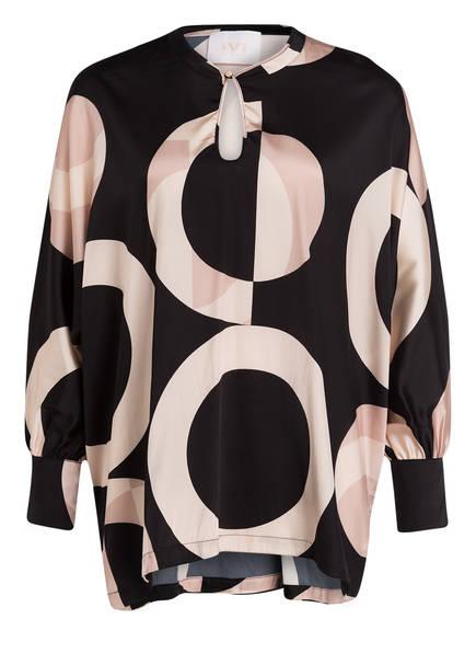 bieten viel außergewöhnliche Auswahl an Stilen und Farben reich und großartig Oversized-Bluse aus Seide