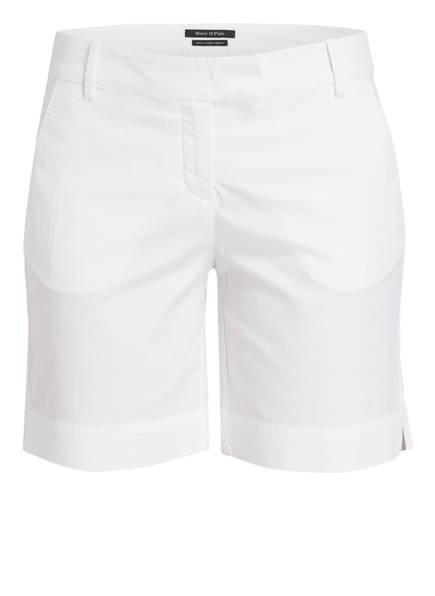 3ce51cc12948c1 Marc O'polo Chino-Shorts weiss   Kleidung günstig kaufen   foccz.com