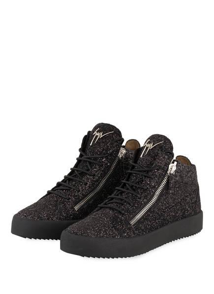 GIUSEPPE ZANOTTI DESIGN Hightop-Sneaker KRISS, Farbe: SCHWARZ (Bild 1)