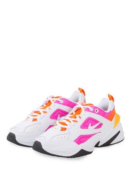 Nike Sneaker M2K TEKNO, Farbe: WEISS/ PINK/ ORANGE (Bild 1)