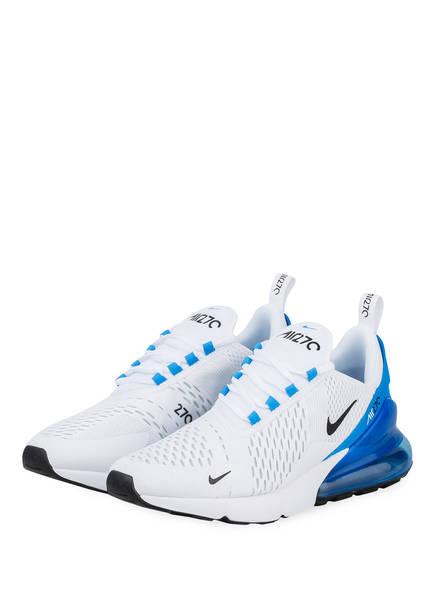 Nike Sneaker AIR MAX 270, Farbe: WEISS/ BLAU (Bild 1)