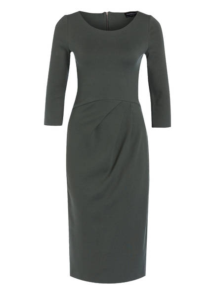 EMPORIO ARMANI Kleid mit 3/4-Arm, Farbe: OLIVE (Bild 1)