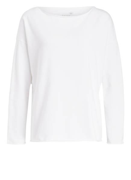 Juvia Oversized-Sweatshirt , Farbe: WEISS (Bild 1)
