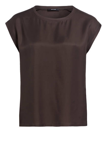 OPUS Blusenshirt FINYA, Farbe: OLIV  (Bild 1)