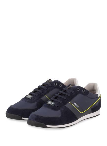 BOSS Sneaker GLAZE, Farbe: BLAU (Bild 1)