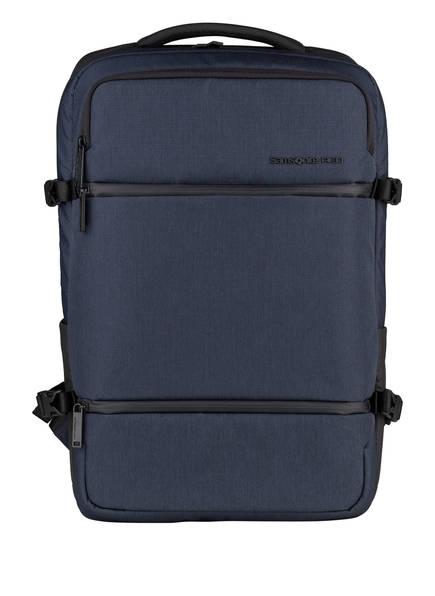 Samsonite Rucksack CARATANI mit Laptop-Fach, Farbe: BLAU (Bild 1)