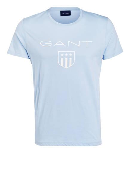 GANT T-Shirt, Farbe: HELLBLAU (Bild 1)