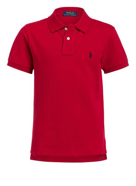 POLO RALPH LAUREN Poloshirt, Farbe: ROT (Bild 1)