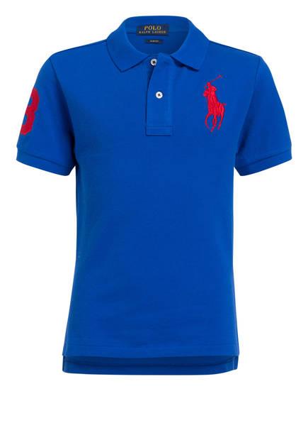 POLO RALPH LAUREN Poloshirt, Farbe: BLAU (Bild 1)