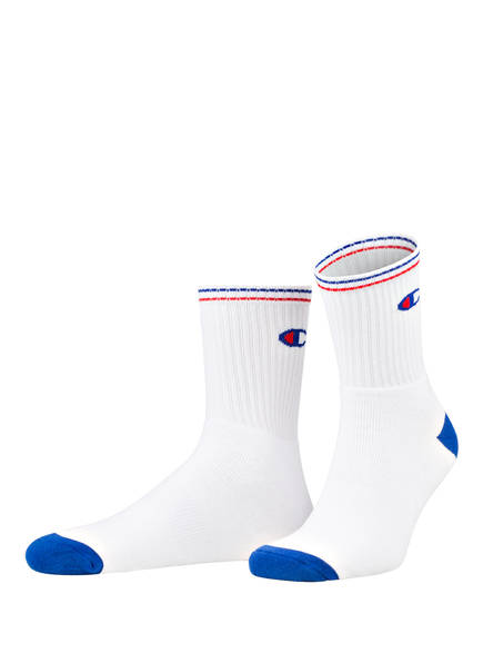 Champion 6er-Pack Socken weiss