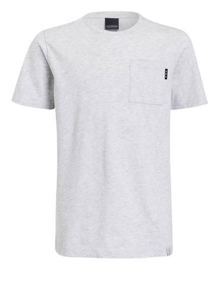 SCOTCH SHRUNK T-Shirt, Farbe: GRAU MELIERT (Bild 1)