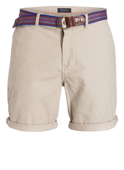 SCOTCH & SODA Chino-Shorts, Farbe: BEIGE  (Bild 1)