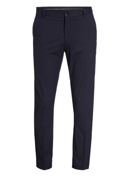 SELECTED Kombi-Hose Extra Slim Fit, Farbe: NAVY (Bild 1)