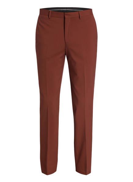 SELECTED Kombi-Hose MYLO LOGAN Slim Fit , Farbe: BRAUN (Bild 1)