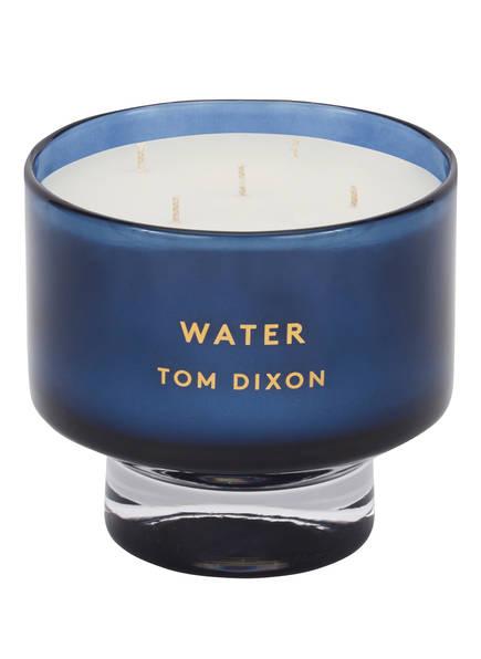 Tom Dixon Duftkerze WATER LARGE, Farbe: BLAU (Bild 1)