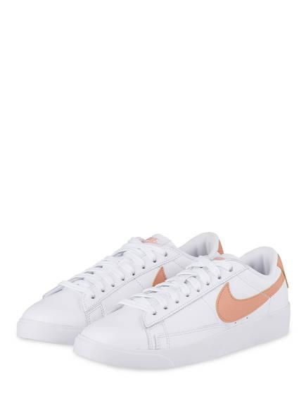 Nike Sneaker BLAZER, Farbe: WEISS/ NUDE (Bild 1)