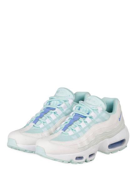 Nike Sneaker AIR MAX 95, Farbe: MINT/ WEISS (Bild 1)