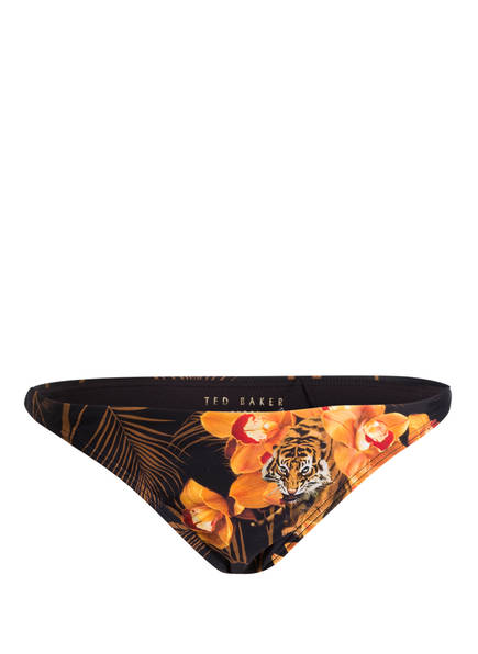 TED BAKER Bikini-Hose CARAMEL, Farbe: SCHWARZ/ ORANGE (Bild 1)