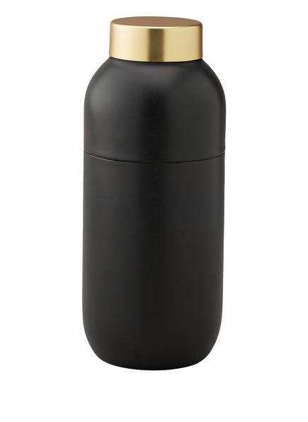 stelton Cocktail-Shaker COLLAR , Farbe: SCHWARZ/ GOLD (Bild 1)