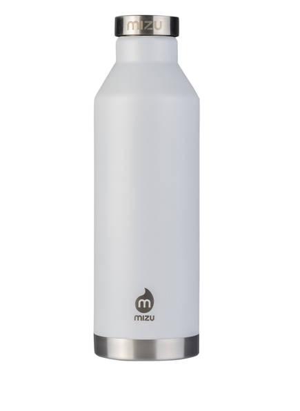 Mizu Trinkflasche V8, Farbe: WEISS (Bild 1)