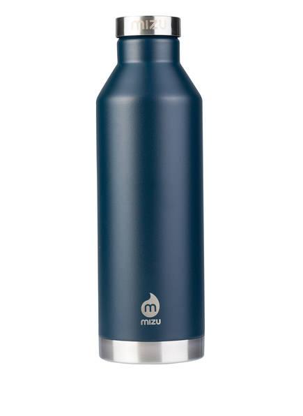 Mizu Trinkflasche V8, Farbe: DUNKELBLAU (Bild 1)