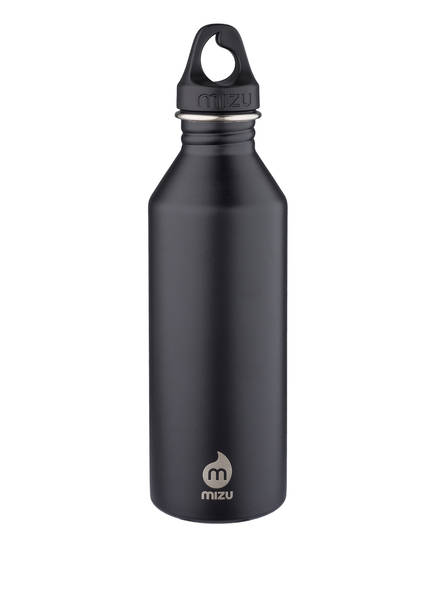 Mizu Trinkflasche M8 , Farbe: SCHWARZ (Bild 1)