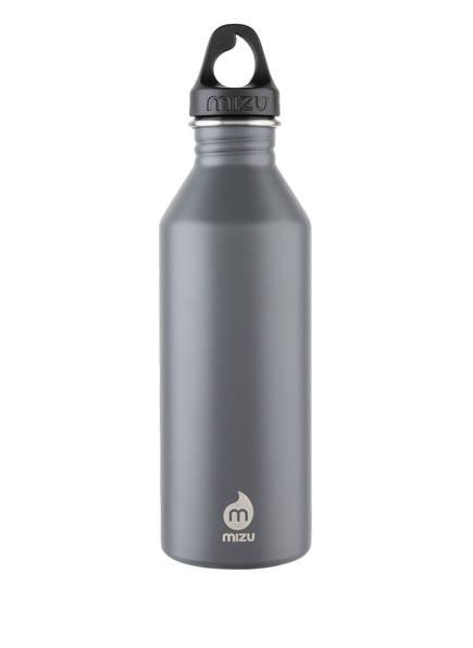 Mizu Trinkflasche M8 , Farbe: GRAU (Bild 1)