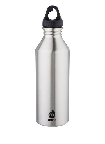 Mizu Trinkflasche M8 , Farbe: SILBER (Bild 1)