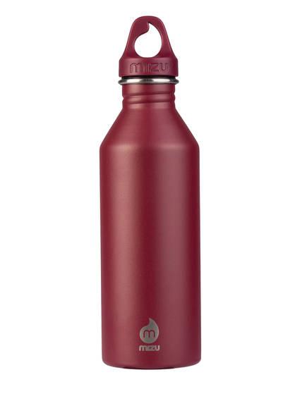 Mizu Trinkflasche M8 , Farbe: DUNKELROT (Bild 1)