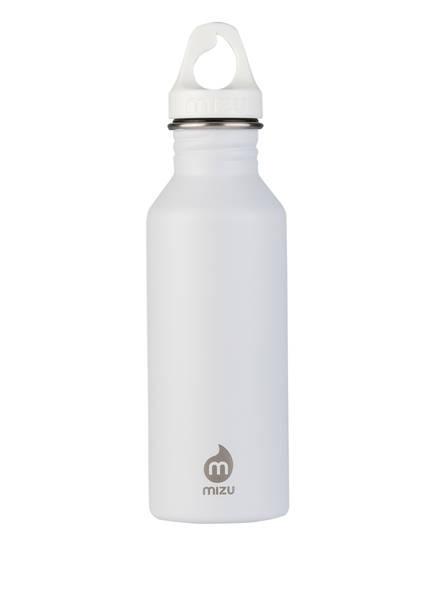 Mizu Trinkflasche M5, Farbe: WEISS (Bild 1)