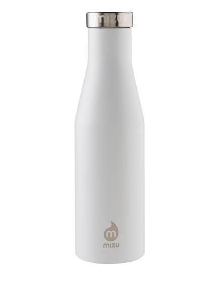 Mizu Trinkflasche S4, Farbe: WEISS (Bild 1)