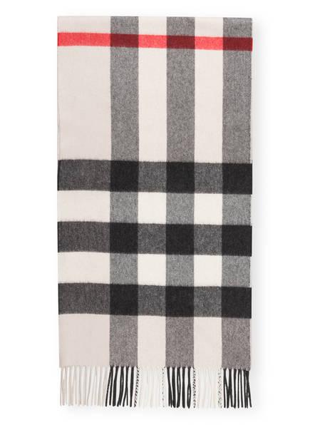 BURBERRY Cashmere-Schal, Farbe: HALF MEGA CHECK/ STONE CHECK (Bild 1)