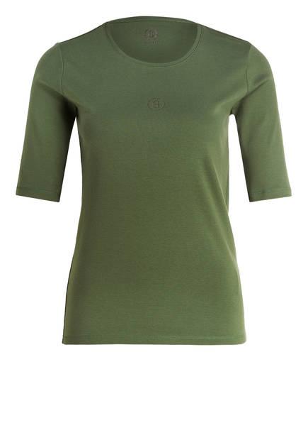 BOGNER T-Shirt VELVET, Farbe: GRÜN (Bild 1)