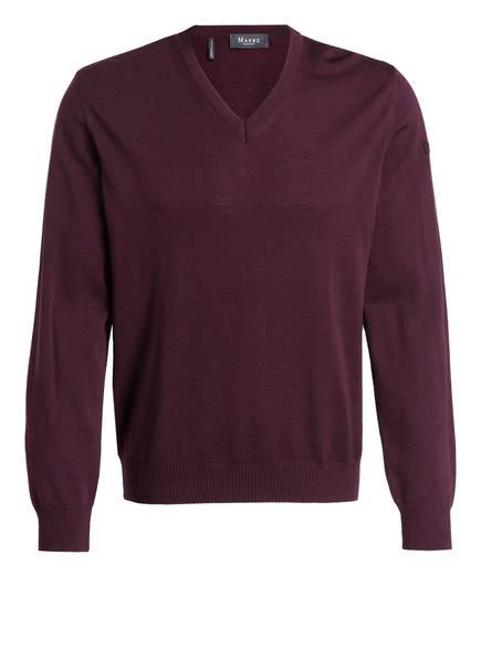 MAERZ MUENCHEN Pullover, Farbe: BORDEAUX (Bild 1)