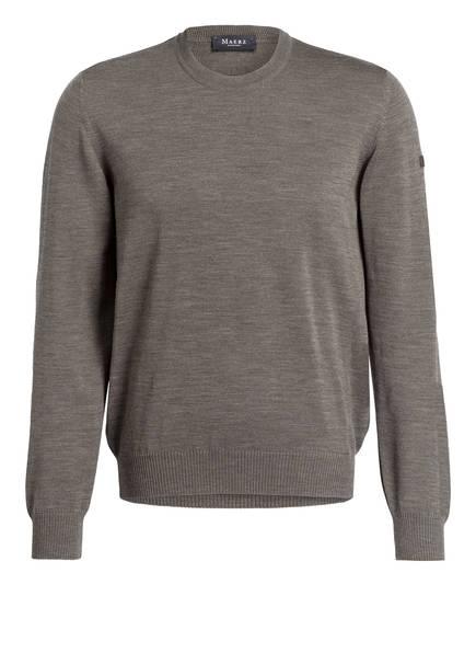 MAERZ MUENCHEN Pullover , Farbe: TAUPE MELIERT (Bild 1)