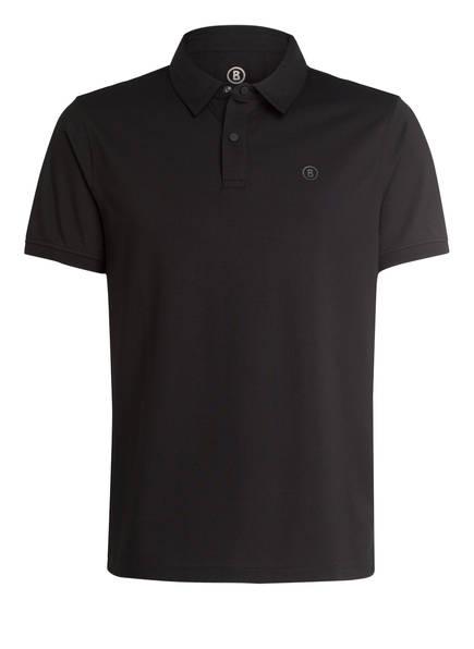 BOGNER Piqué-Poloshirt TIMO, Farbe: SCHWARZ (Bild 1)