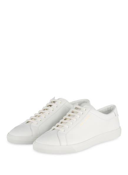 SAINT LAURENT Sneaker ANDY , Farbe: WEISS (Bild 1)