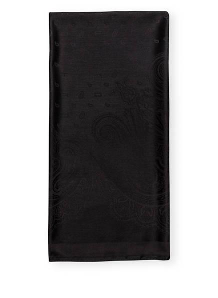ETRO Tuch mit Seidenanteil, Farbe: SCHWARZ (Bild 1)