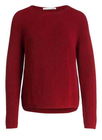 oui Pullover, Farbe: DUNKELROT (Bild 1)