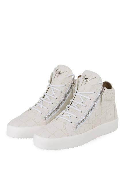 GIUSEPPE ZANOTTI DESIGN Hightop-Sneaker KRISS, Farbe: CREME (Bild 1)