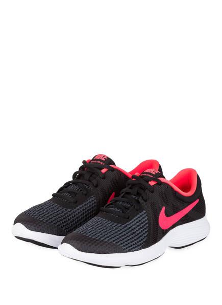 Nike Laufschuhe REVOLUTION 4, Farbe: SCHWARZ/ PINK (Bild 1)