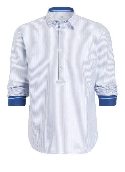 gössl Trachtenhemd PFOAD, Farbe: BLAU/ WEISS GESTREIFT (Bild 1)