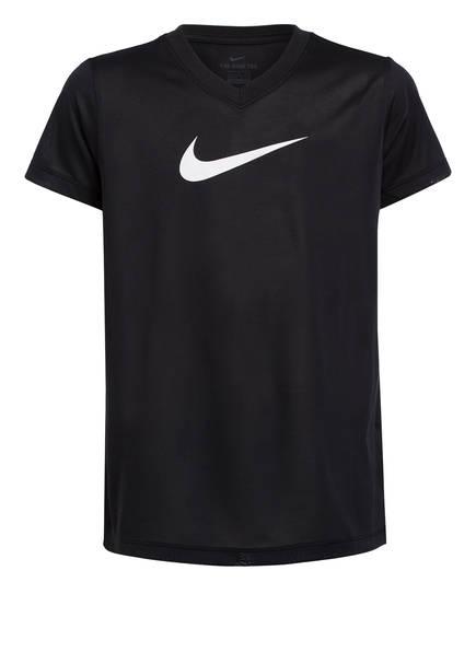 Nike T-Shirt DRI-FIT, Farbe: SCHWARZ (Bild 1)
