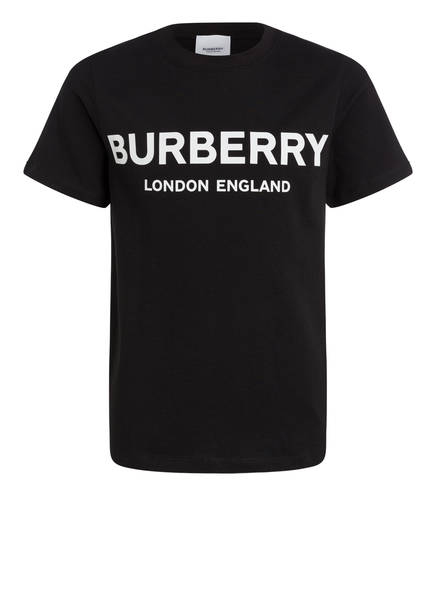 BURBERRY T-Shirt, Farbe: SCHWARZ/ WEISS (Bild 1)